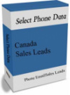 Canada Sales Leads